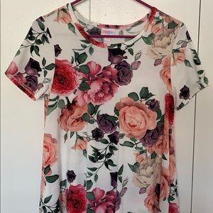 STUNNING NWOT Floral Jessie Dress